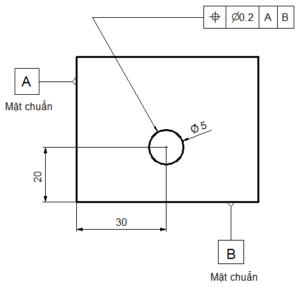 Tiêu chuẩn JIS về dung sai hình học
