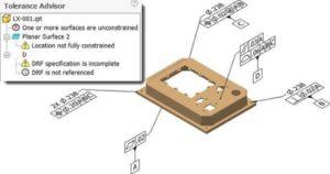 Cải thiện chú thích 3D Annotation trên Inventor 2018