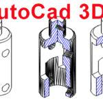 Tài Liệu thực hành luyện tập vẽ Autocad 3D – Cokhithanhduy.com