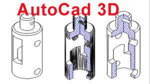 Tài Liệu thực hành luyện tập vẽ Autocad 3D - Cokhithanhduy.com