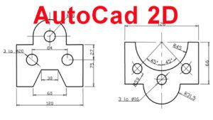 Tài Liệu thực hành luyện tập vẽ Autocad 2D - Cokhithanhduy.com