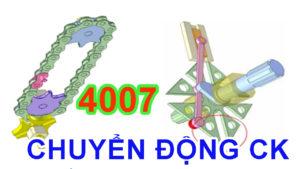 Ứng dụng 4007 chuyển động cơ khí không thể bỏ qua trong thiết kế Máy - Cokhithanhduy.com