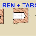 Ký hiệu và Phân loại Ren trong lắp ghép – Tổng hợp các phương pháp Taro Ren hiệu quả nhất