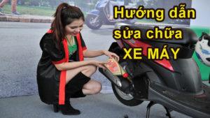 Hướng dẫn toàn tập về sửa chữa bảo dưỡng xe gắn máy - Cokhithanhduy.com