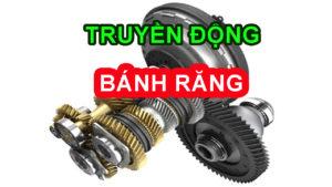 Dung Sai và Cấp Chính xác của Bộ truyền Bánh Răng - Cokhithanhduy.com