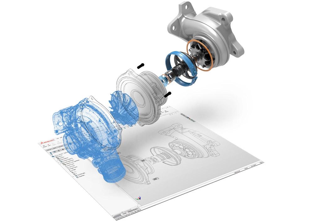 Chức năng, ứng dụng và lợi ích của CAD/CAM