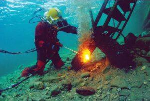 Tìm hiểu về công nghệ hàn dưới nước (Underwater welding).