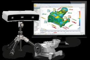 Hướng dẫn sử dụng phần mềm Gom Scan 2016 cho máy quét 3D chi tiết, đơn giản ( Phần 2 )