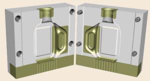 Khuôn thổi chai nhựa, can nhựa, chai pet, lọ nhựa giá rẻ theo yêu cầu