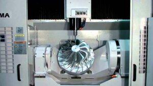 Nhận gia công cnc 5 trục - Tiện Phay CNC 5 trục theo yêu cầu